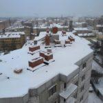 Производственный процесс ЖК Днепропетровская 37