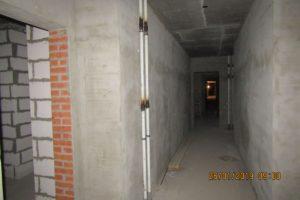 Монтаж труб отопления (стояков) на этажах. ЖК Днепропетровская 37