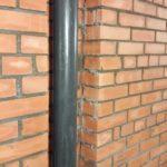 Ведутся работы по монтажу стояков канализации 2 секции