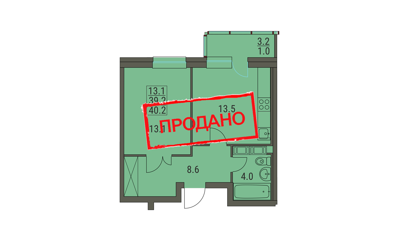 Квартира 286