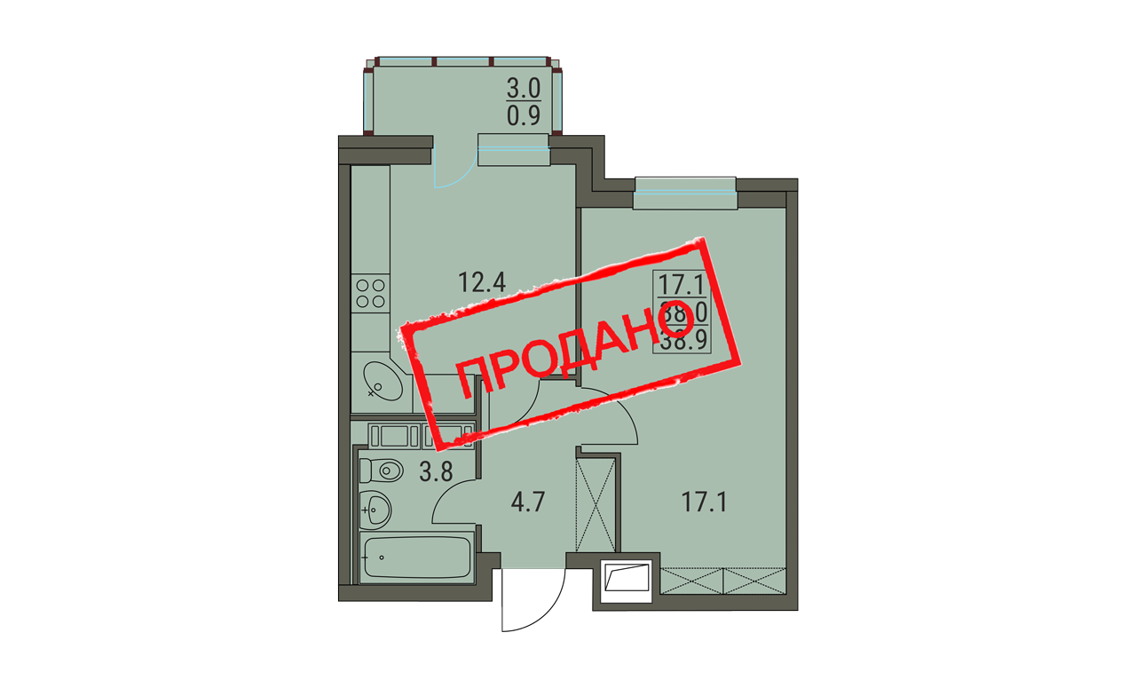 Квартира 120