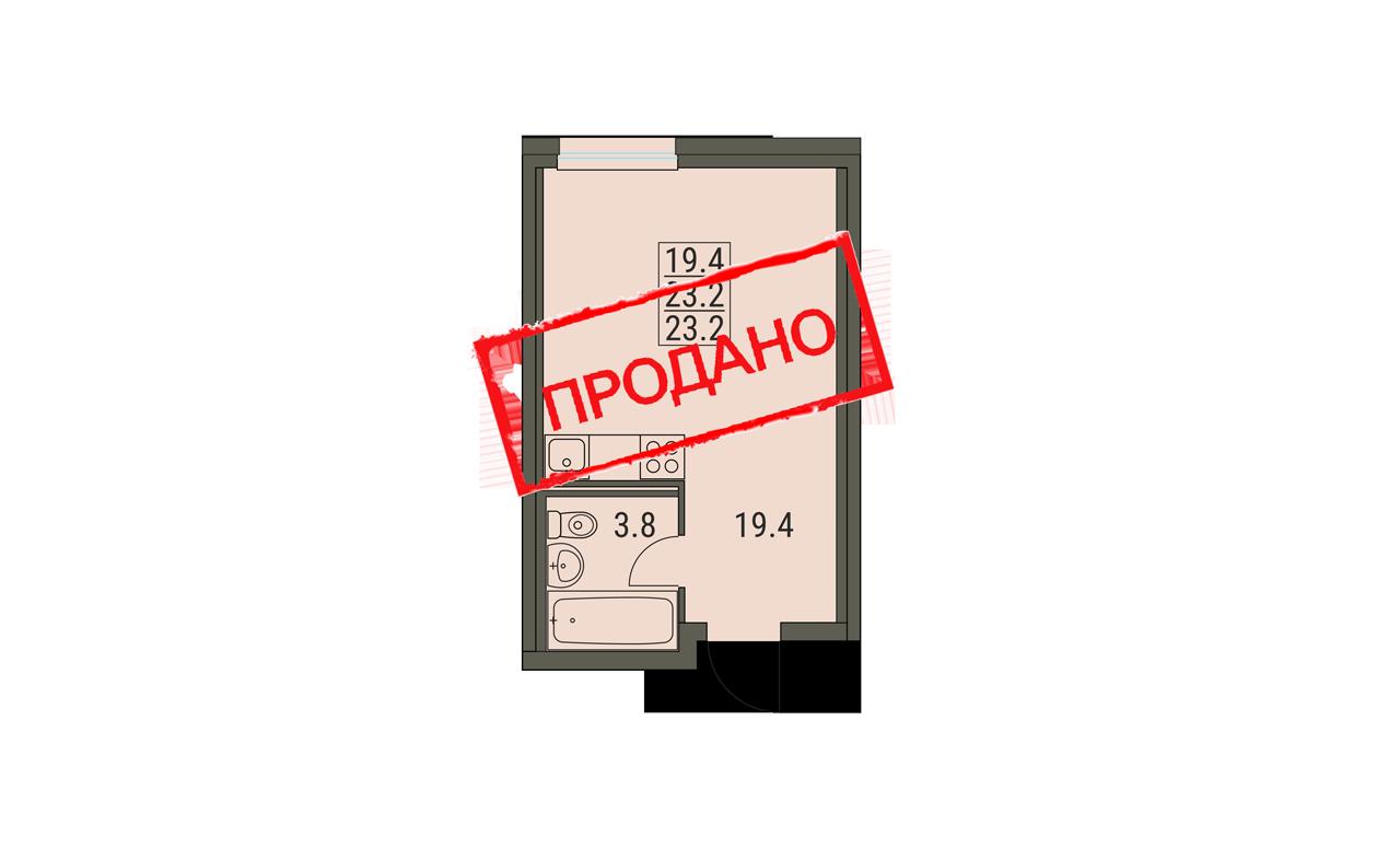 Квартира 105