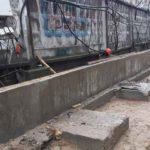 26.12.2019 - Завершены фасадные работы с 1 по 5 секцию