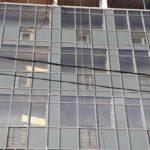 Фасад 6 секции. ЖК Днепропетровская 37