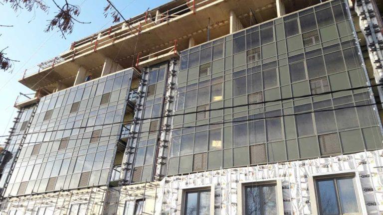 23.01.2020 - Фасад 6 секции