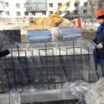Благоустройство территории ЖК Днепропетровская 37