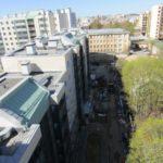 Вид из окна. ЖК Днепропетровская 37